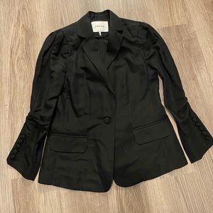 FRAME linen blazer